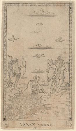 Venus Mantegna Tarot